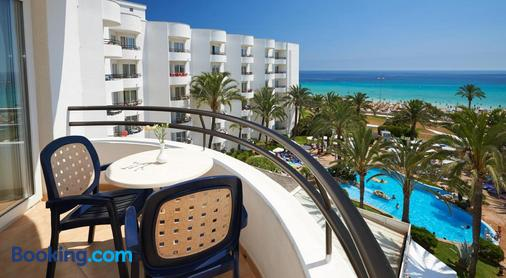Hipotels Dunas Cala Millor Aparthotel - Cala Millor - Balcony