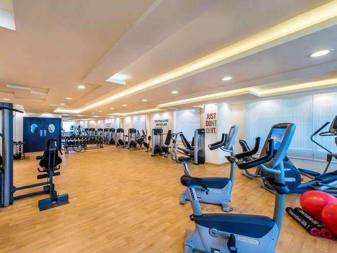 Golden Tulip Doha - Doha - Gym