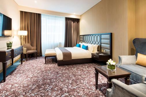 金色鬱金香多哈酒店 - 多哈 - 多哈 - 臥室