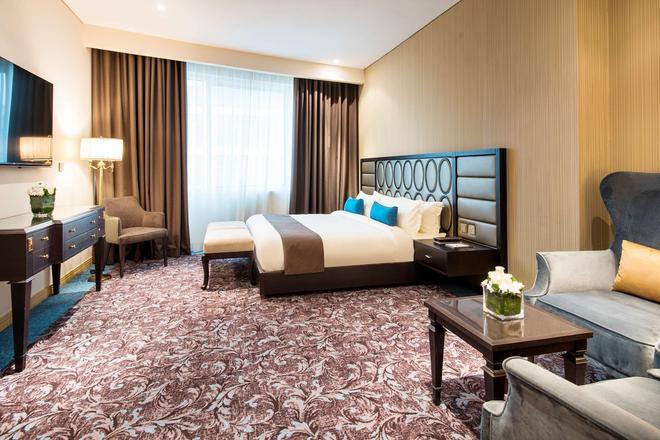 Golden Tulip Doha - Doha - Schlafzimmer