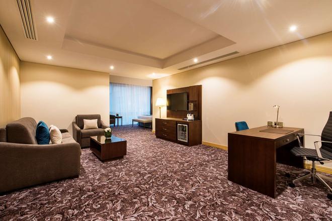 Golden Tulip Doha - Doha - Wohnzimmer