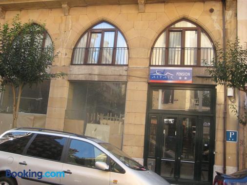 Pension Altair - San Sebastian - Building
