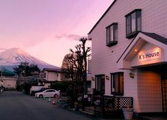 K's House Fuji View - Backpackers Hostel - Fujikawaguchiko - Building