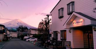 K's House Fuji View - Hostel - פוג'יקאוואגוצ'יקו - נוף חיצוני