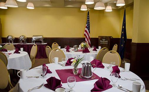 Westmark Anchorage Hotel - Anchorage - Banquet hall
