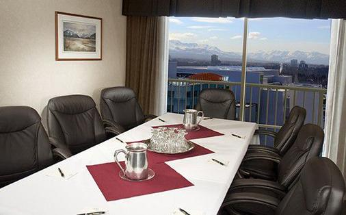Westmark Anchorage Hotel - Anchorage - Dining room