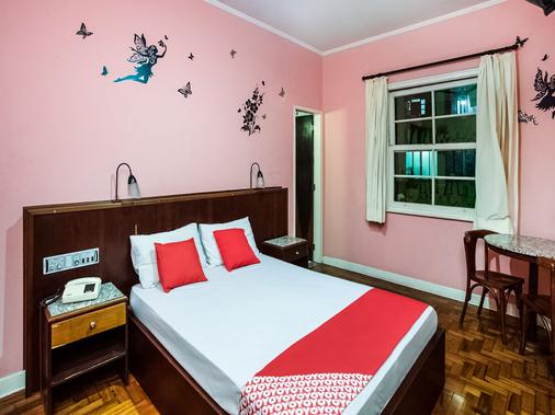 OYO Victory Hotel - Sao Paulo - Bedroom