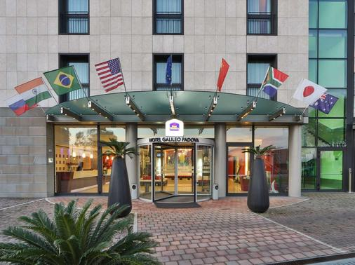 Best Western Plus Hotel Galileo Padova - Padua - Building