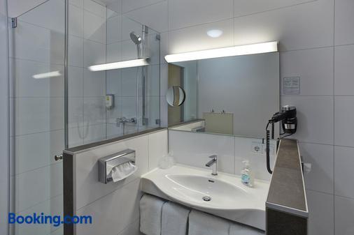 Hotel Sauerlacher Post - Sauerlach - Bathroom