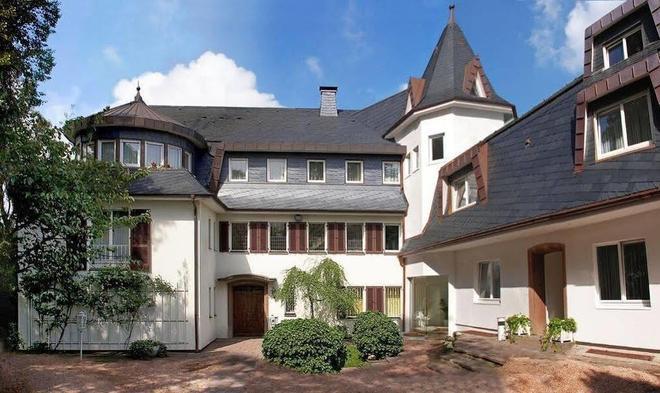 法爾肯貝格別墅酒店 - 杜塞道夫 - 建築