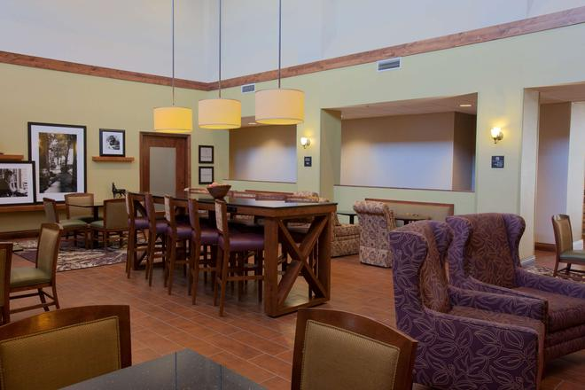 Hampton Inn & Suites Boise/Nampa at the Idaho Center, ID - Nampa - Restaurante