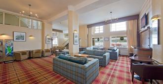 Muthu Hotel on Oban Bay - Oban - Living room