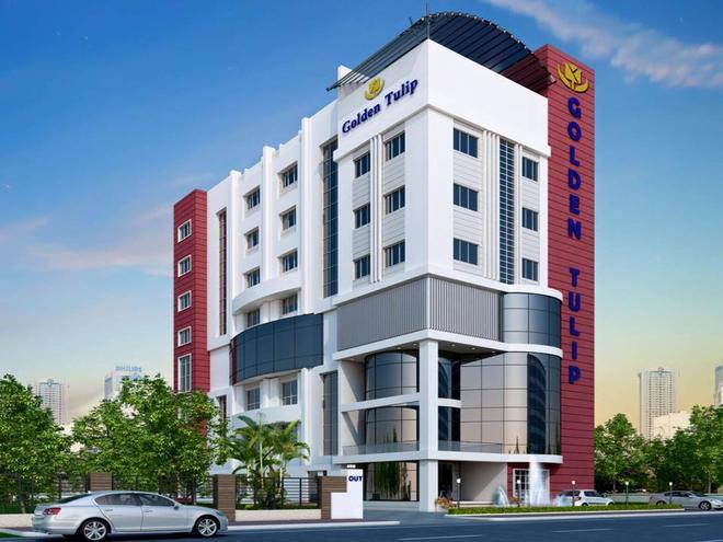 加爾各答金鬱金香飯店 - 加爾各答 - 建築