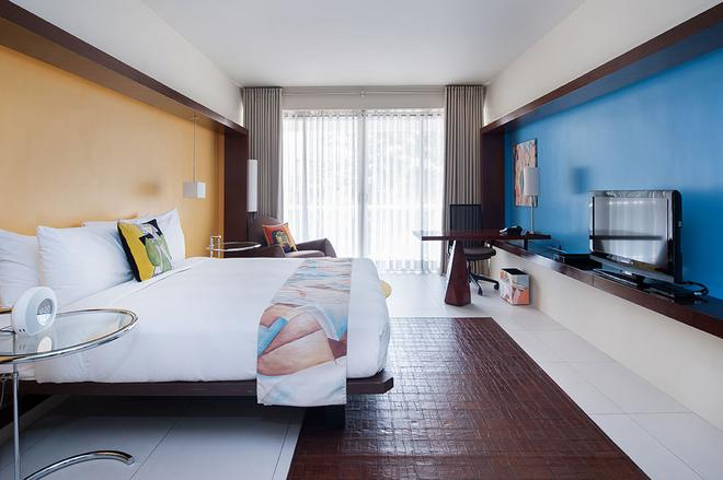 The Picasso Boutique Serviced Residences - Makati - Makuuhuone
