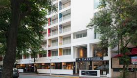 The Picasso Boutique Serviced Residences - Μακάτι - Κτίριο