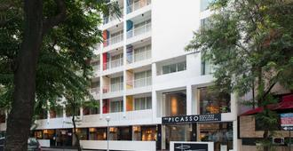 The Picasso Boutique Serviced Residences - Makati - Building