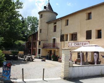 Chateau de Camurac - Camurac - Gebouw