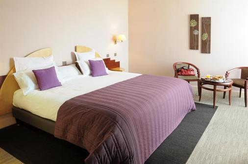 貝斯特韋斯特普瓦捷中心格蘭大酒店 - 普瓦捷 - 普瓦捷 - 臥室