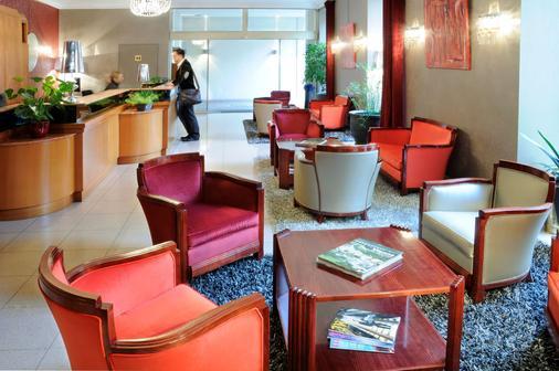 貝斯特韋斯特普瓦捷中心格蘭大酒店 - 普瓦捷 - 普瓦捷 - 休閒室
