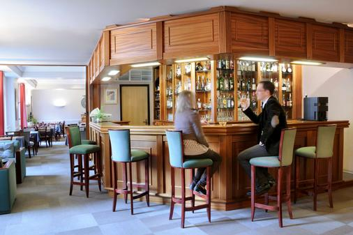 貝斯特韋斯特普瓦捷中心格蘭大酒店 - 普瓦捷 - 普瓦捷 - 酒吧