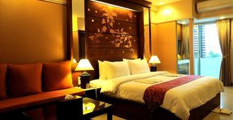 Mariya Boutique Hotel At Suvarnabhumi Airport - Bangkok - Bedroom