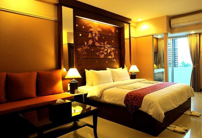 Mariya Boutique Residence at Suvarnabhumi Airport - Bangkok - Bedroom
