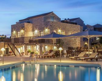 Thirides Beach Resort - Gytheio - Pool