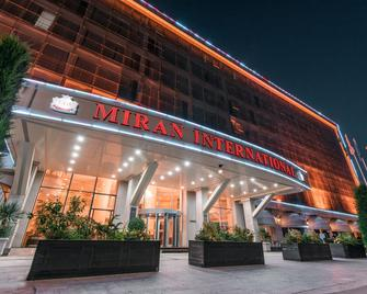 Miran International Hotel - Tashkent - Building