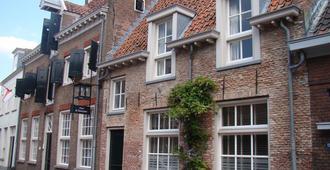 Hotel de Tabaksplant - Amersfoort - Edificio
