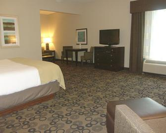 Holiday Inn Express & Suites Cleveland Northwest - Cleveland - Bedroom