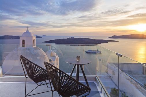 Aroma Suites - Fira - Balkon