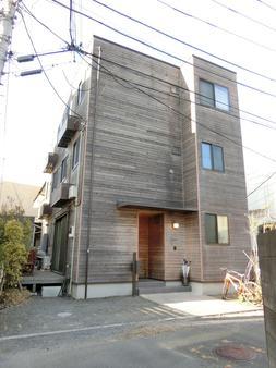 Plage yuigahama - Kamakura - Κτίριο