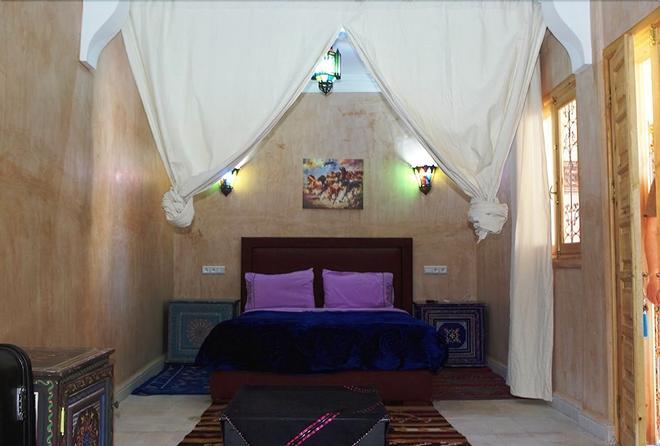 Riad Mellouki - Marrakesh - Bedroom