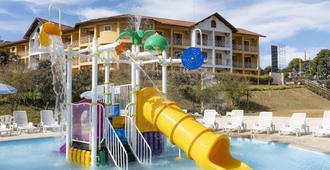 Monreale Hotel Resort - Посус-ди-Калдас