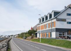Hotel West - Patreksfjordur - Bina