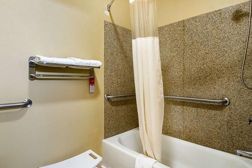 Econo Lodge Inn and Suites Bryant - Bryant - Bad