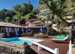 Pousada Costa Do Sape - Angra dos Reis - Pool