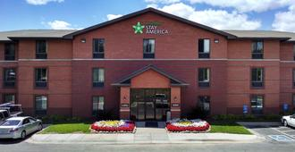 Extended Stay America Suites - Omaha - West - Omaha - Building