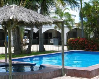 Ayr Max Motel - Ayr - Pool