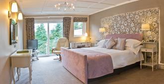 The Burn How Garden House Hotel - Windermere - Bedroom
