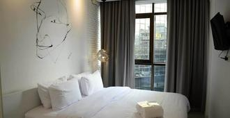 3Howw Hostel At Sukhumvit 21 - בנגקוק - חדר שינה