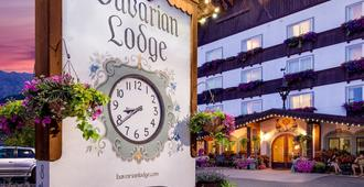 Bavarian Lodge - Leavenworth - Building
