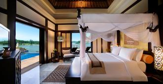 Banyan Tree Bintan - Lagoi - Bedroom