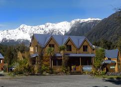 Fox Glacier Lodge - Fox Glacier - Rakennus