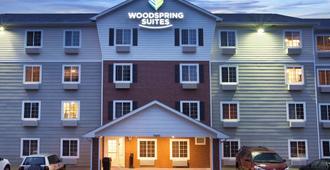 Woodspring Suites Louisville Southeast - Louisville - Building