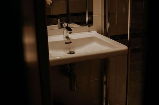 Hotel Crystal - Reims - Bathroom