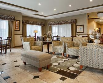 Best Western Plus Montezuma Inn & Suites - Las Vegas - Salónek