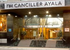 NH Canciller Ayala Vitoria - Vitoria-Gasteiz - Toà nhà