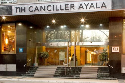 NH Canciller Ayala Vitoria - Vitoria-Gasteiz - Building