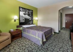 Super 8 by Wyndham Intercontinental Houston TX - Humble - Schlafzimmer
